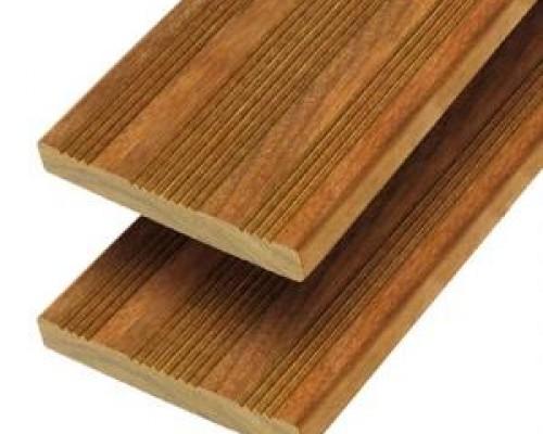 Planches de terrasse en Ipé 1ier choix