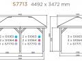 CARPORT 15.50M²