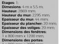 GARAGE 22m²