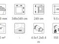 PERGOLA 9.5M²